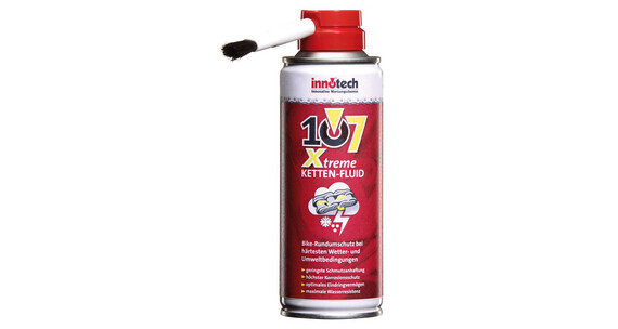 Innotech High Tech kettingen Fluid Xtreme 107 Reiniging & onderhoud 200 ml